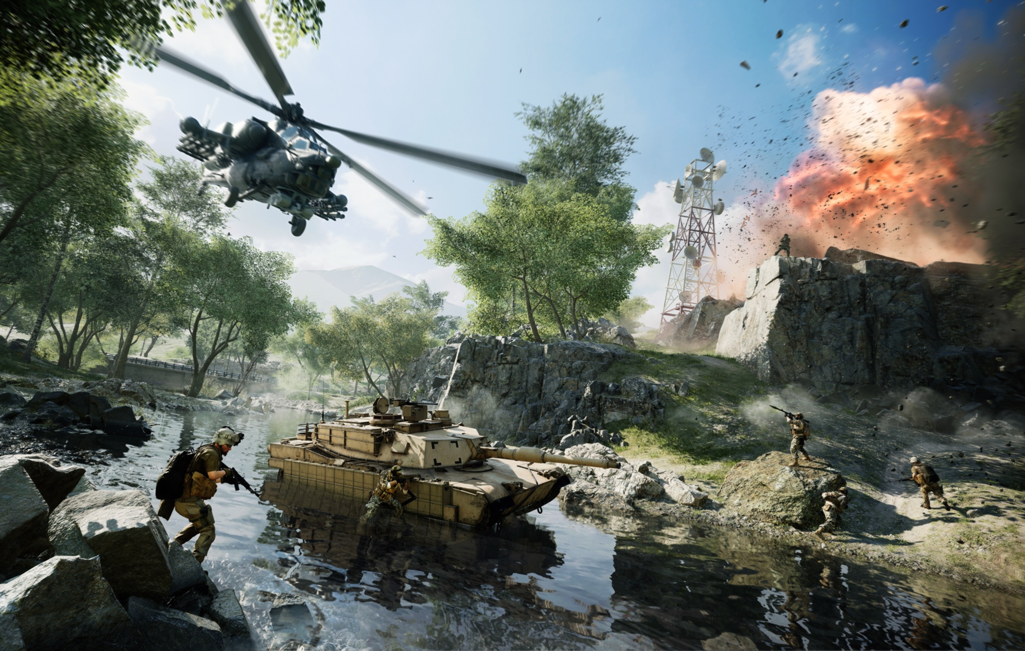 Battlefield Portal game mode