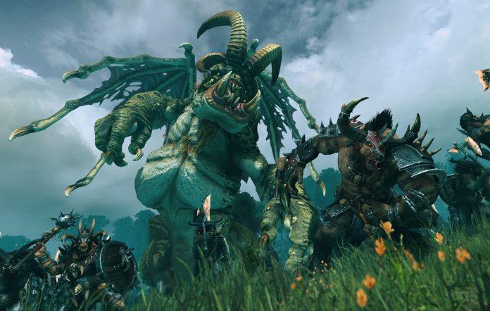 Beastmen Warhammer II