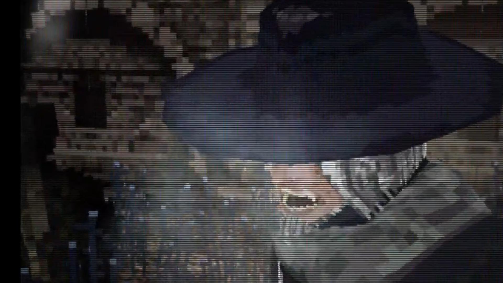 Bloodborne demake Father Gascoigne