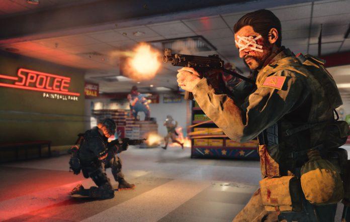 Call Of Duty Season 4 Reloaded Update Grigori Weaver