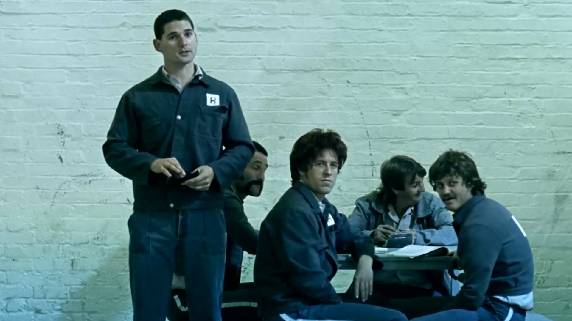 "Eric Bana as Mark ""Chopper"" Read in the 2000 film 'Chopper'"