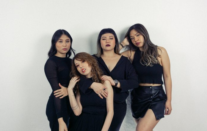 Listen to Malaysian R&B group Crinkle Cut's romantic single 'A Love Like Yours'