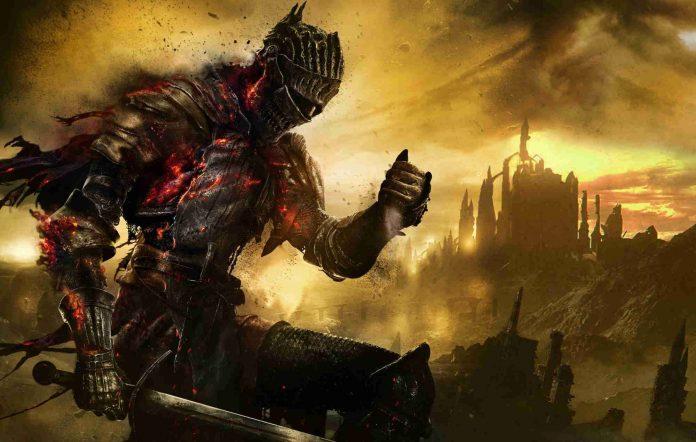 Dark Souls 3 game art