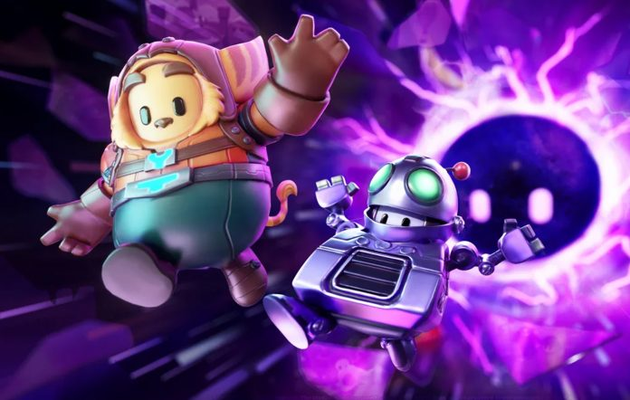 Fall Guys / Ratchet And Clank