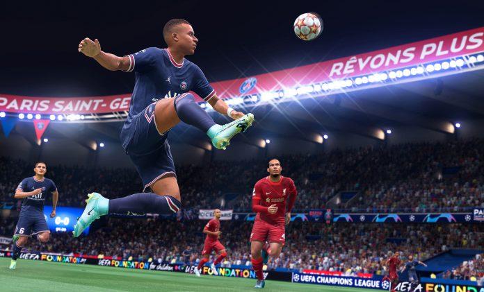 FIFA 22. Credit: EA