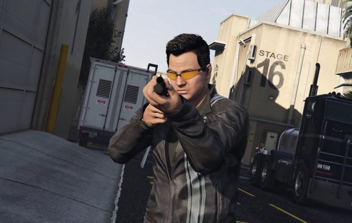 GTA Online Terminator