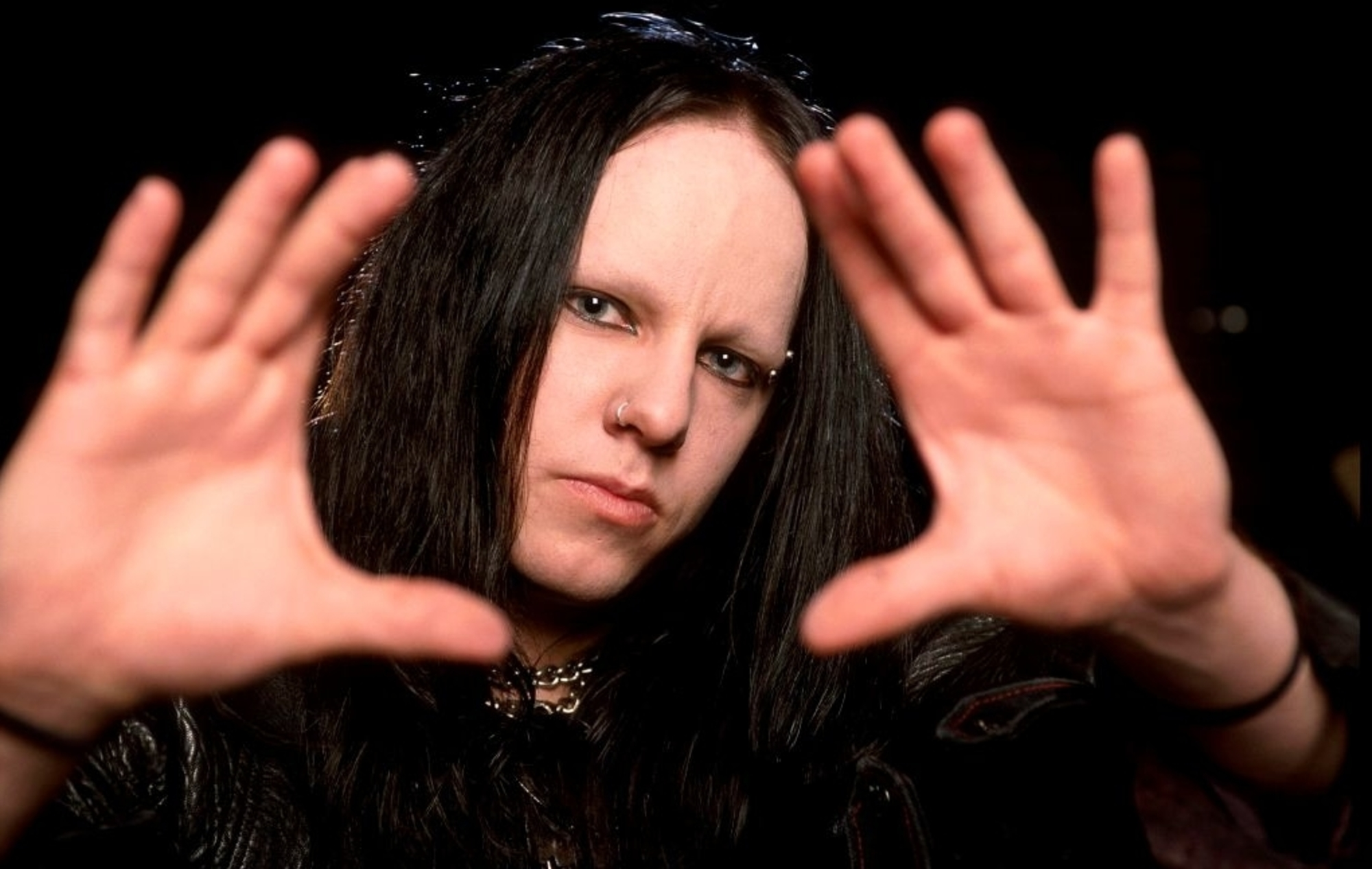 Slipknot's Joey Jordison