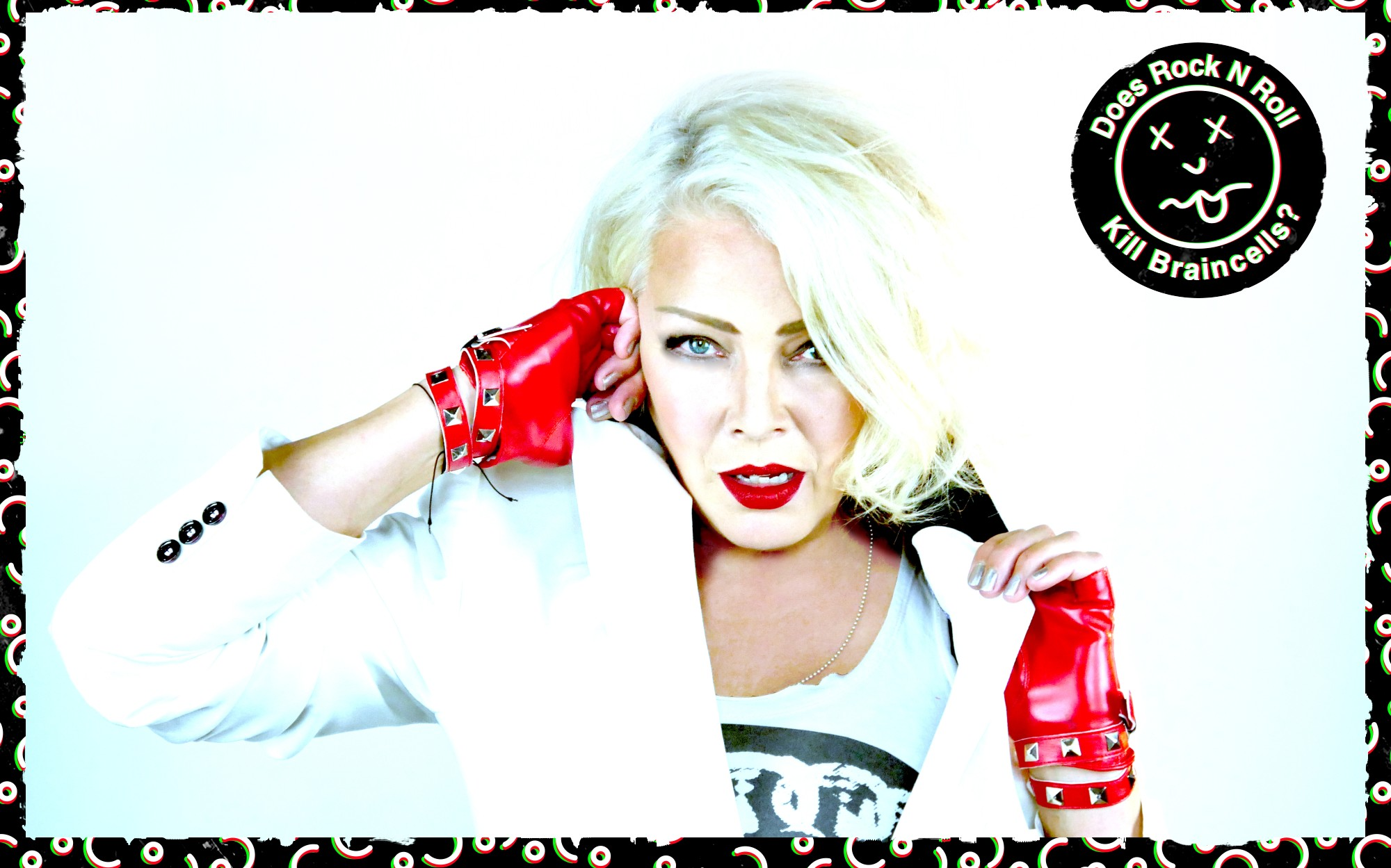 Does Rock 'N' Roll Kill Braincells?! – Kim Wilde - Askhiphop interview