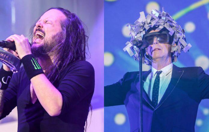 Korn and Pet Shop Boys
