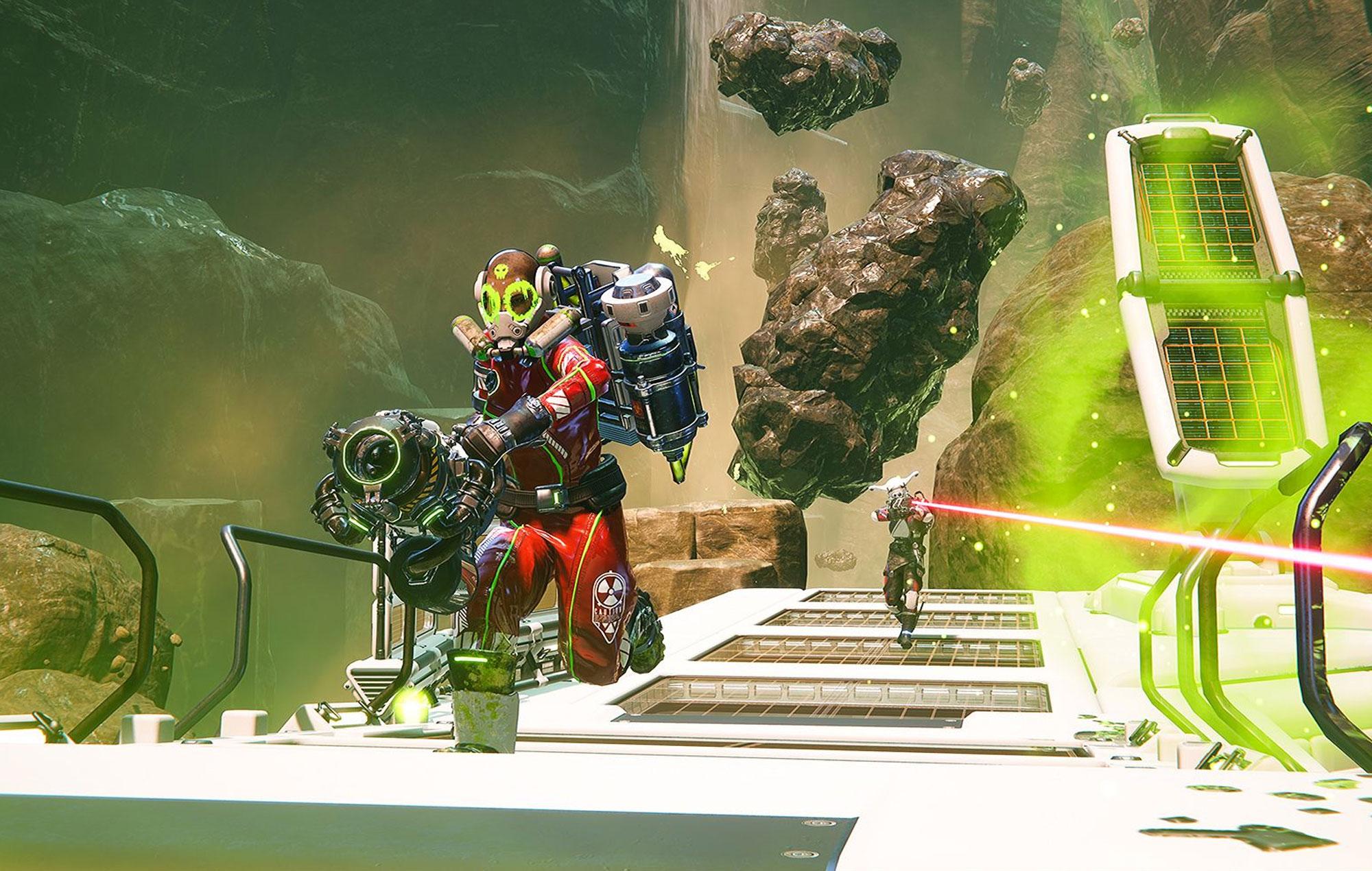 Lemnis Gate screenshot 2