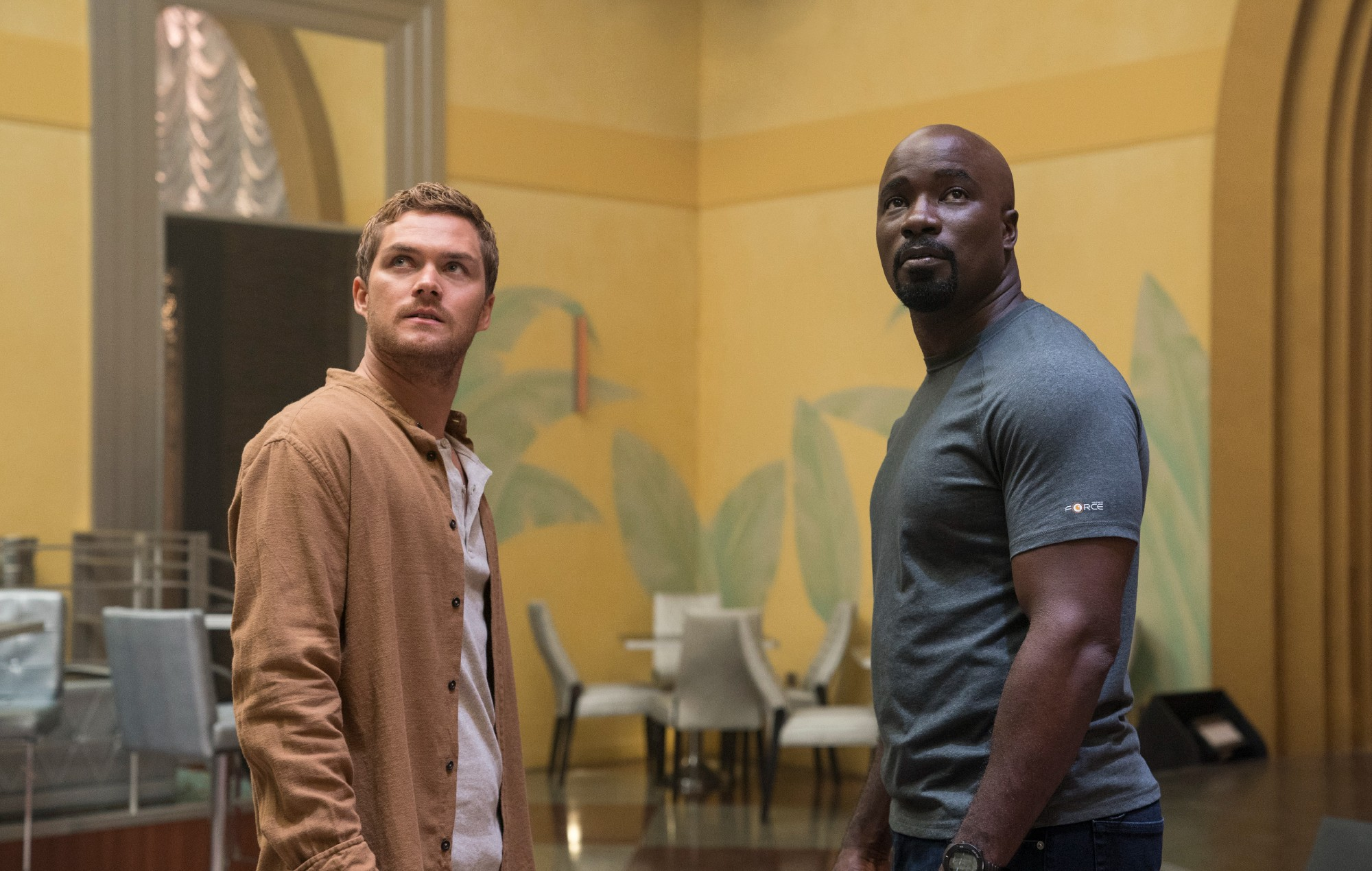 Luke Cage season 2 with Iron Fist