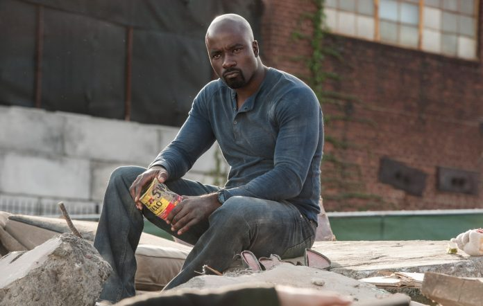 Luke Cage's Mike Colter