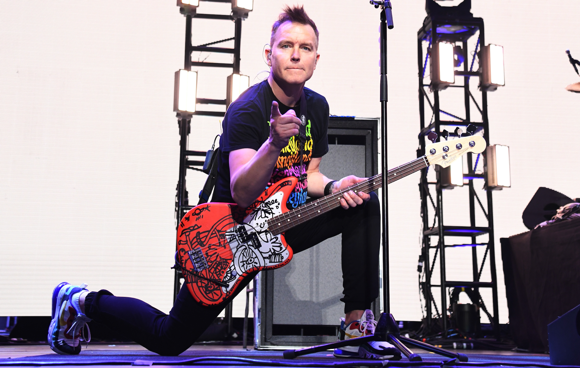 Mark Hoppus gives cancer diagnosis update