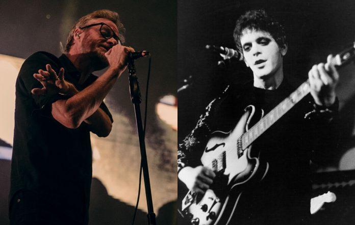 Matt Berninger, Lou Reed