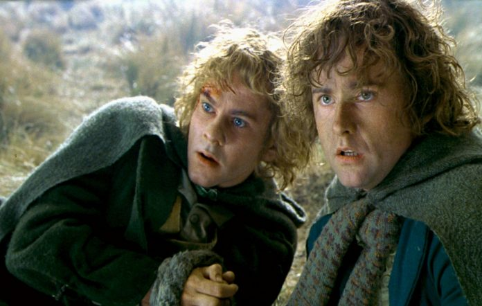 Merry and Pippin The Lord Of The Rings