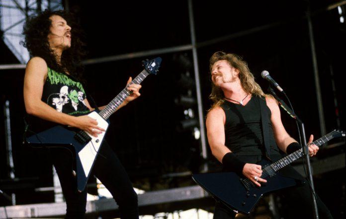 Metallica performance