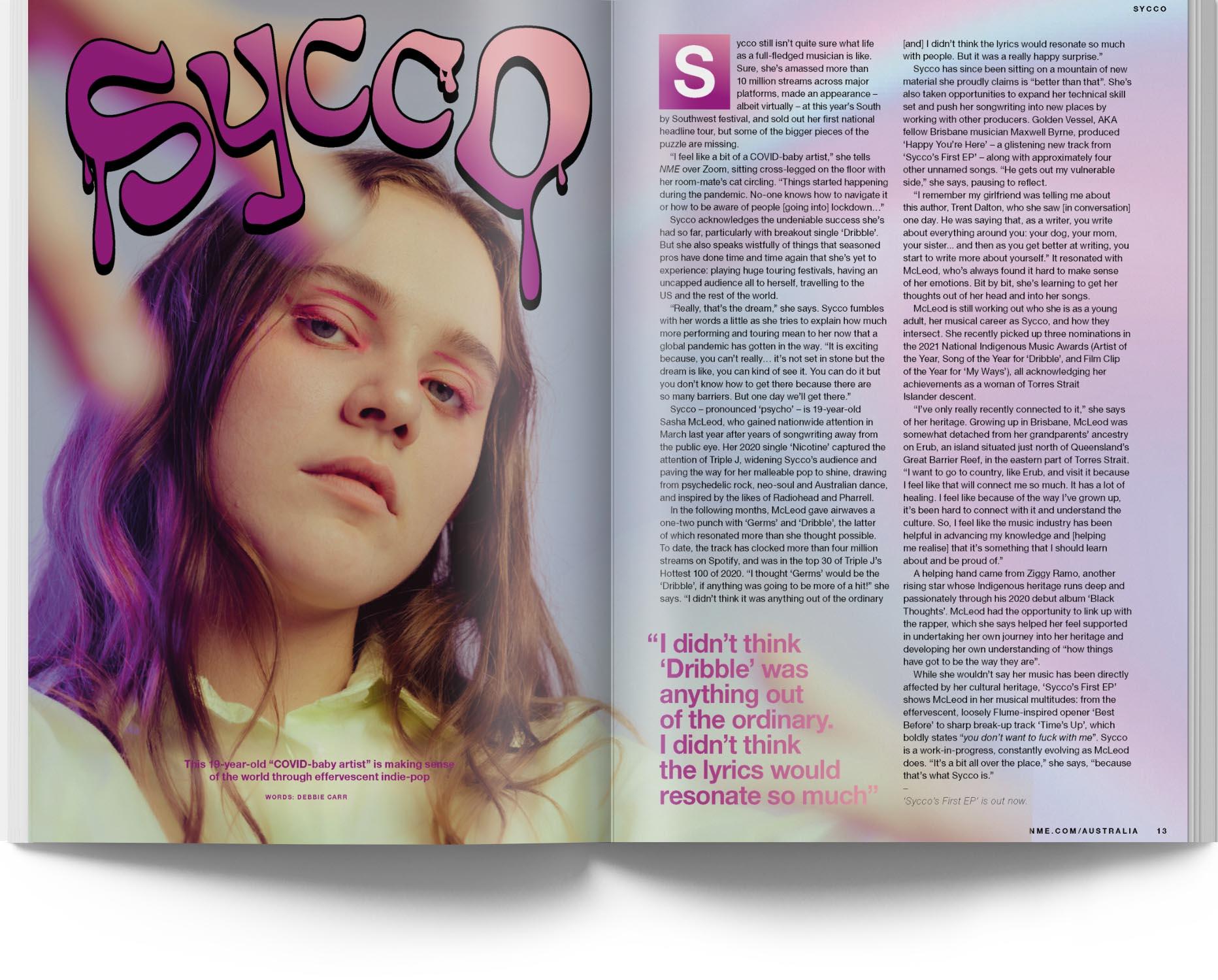 NME Australia Magazine Issue 20
