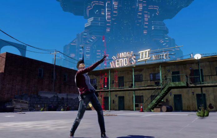 No More Heroes 3 footage screenshot