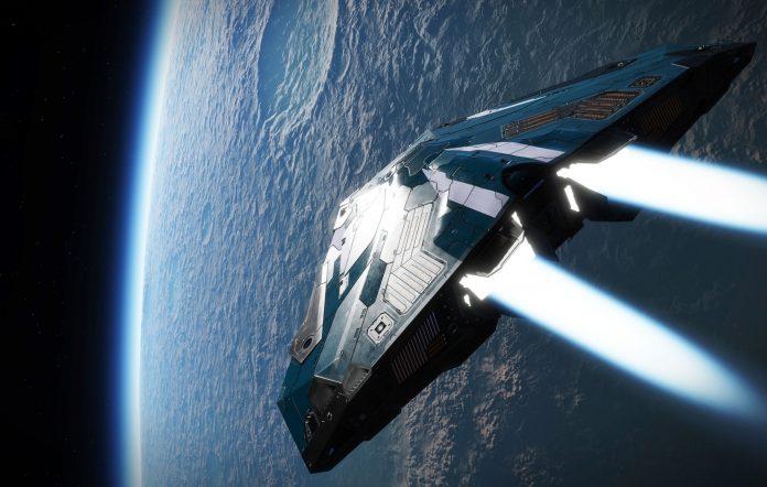 Elite Dangerous: Odyssey Screenshot