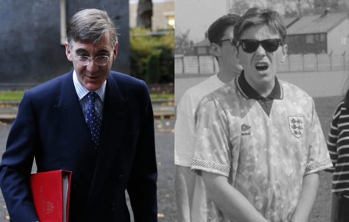 World In Motion Rees-Mogg