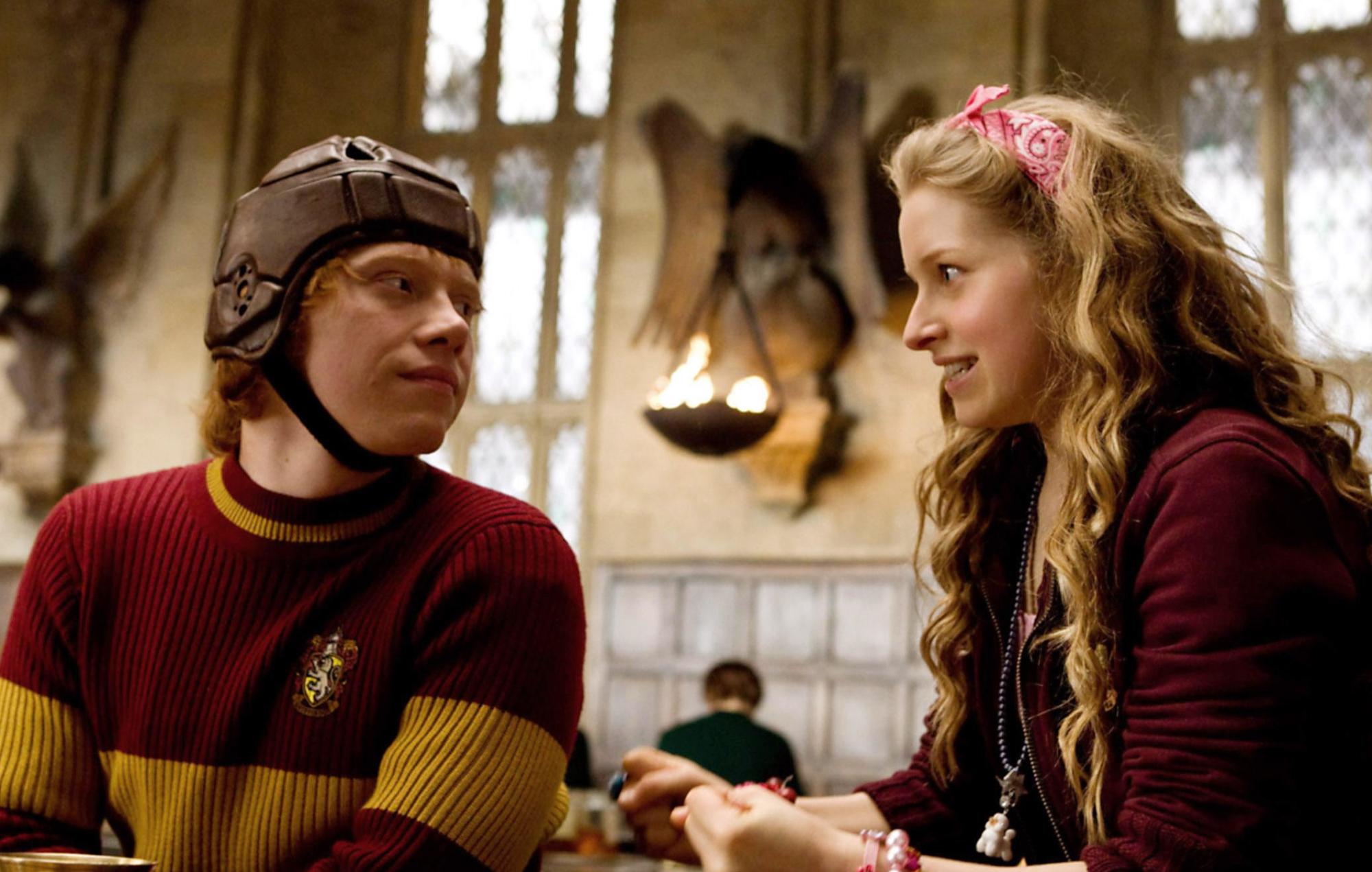 Harry Potter Jessie Cave