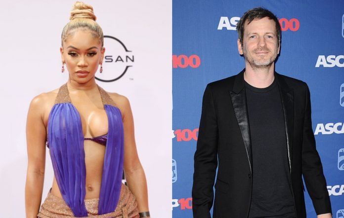 Saweetie and Dr. Luke