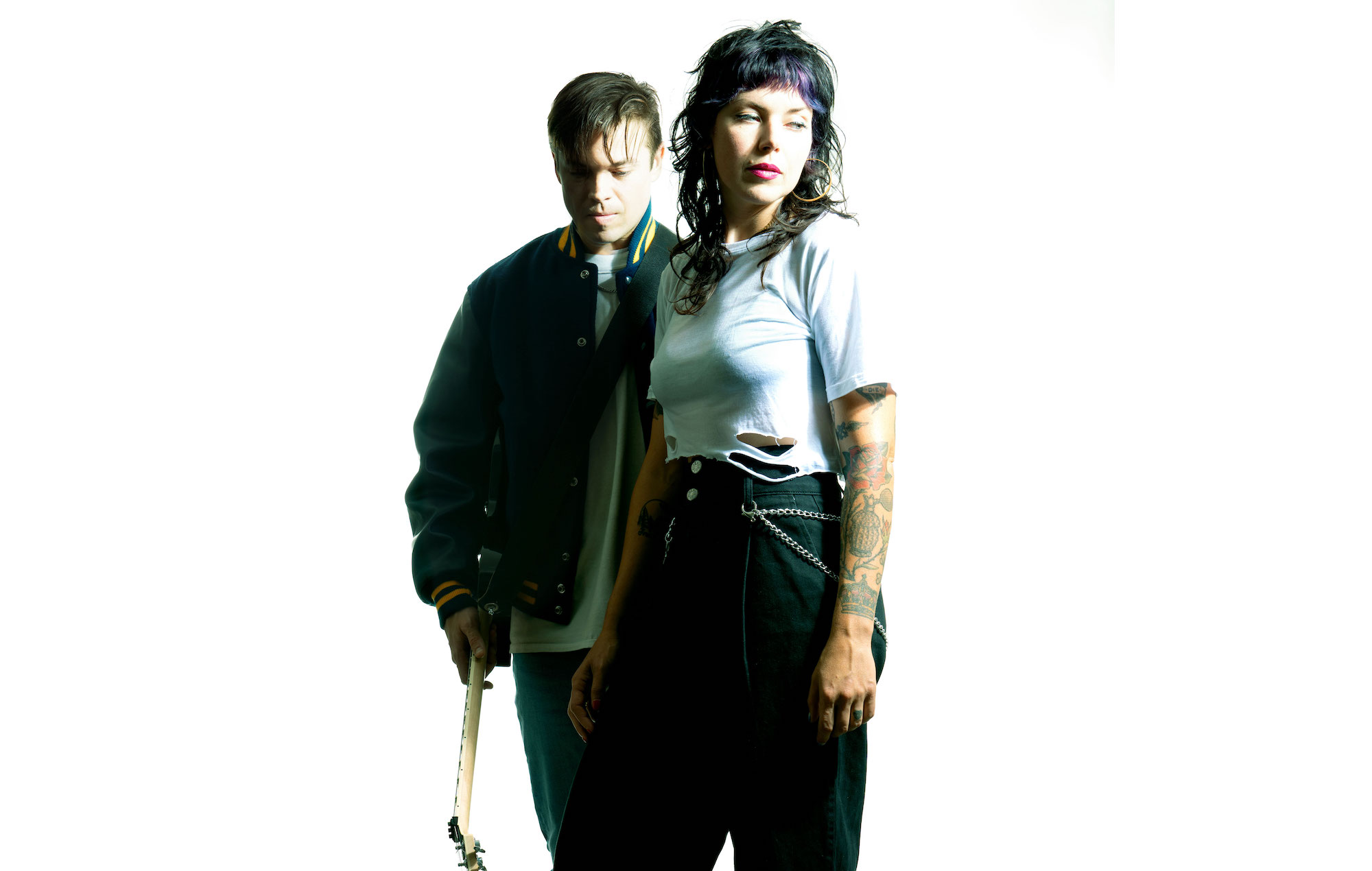 Sleigh Bells return with details of new album 'Texis', share single 'Locust Laced'
