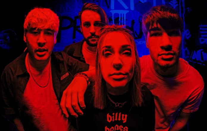 Stand Atlantic share Deathwish remix