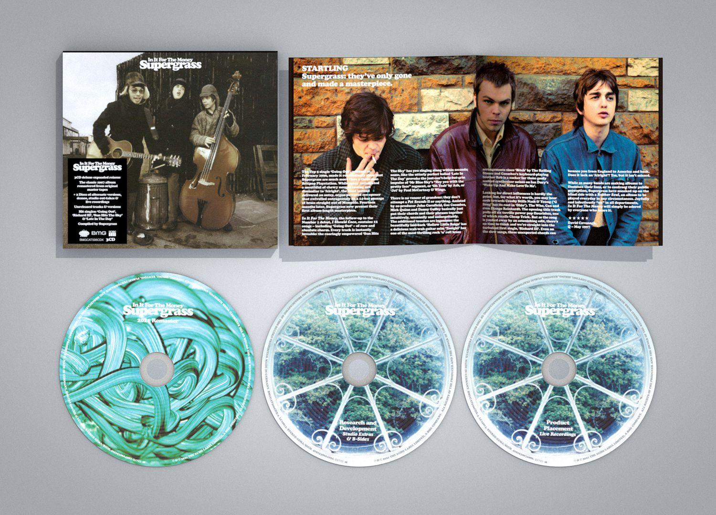Supergrass 3CD