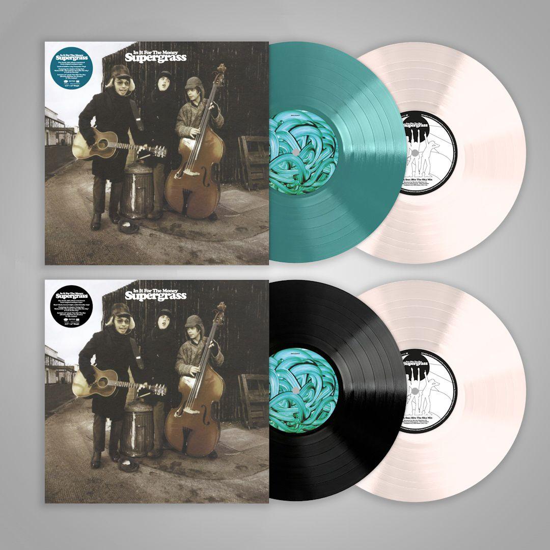 Supergrass vinyl