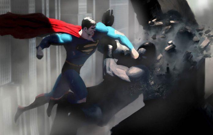Superman 2009 prototype game