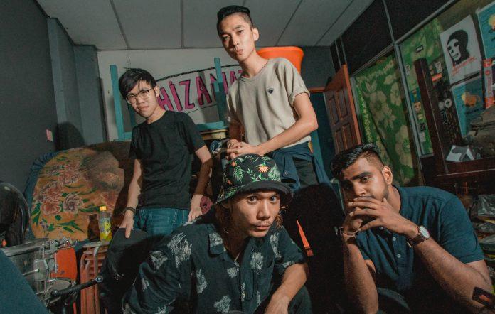Watch Malaysian math rock group The Filter's blistering set on AudioTree International performance