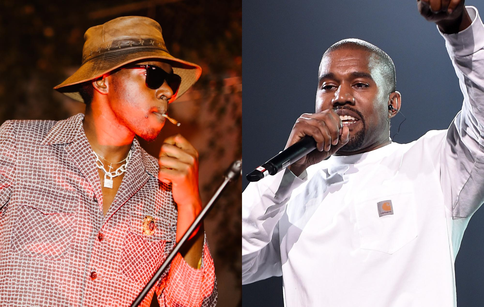 Theophilus London says Kanye West is adding last-minute guest features to 'DONDA' before its release