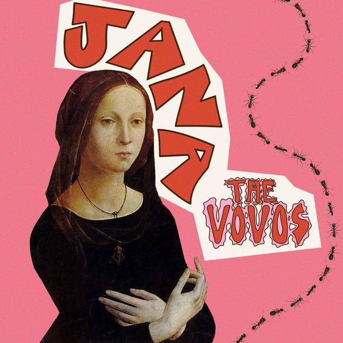 The Vovos band Jana album review 2021