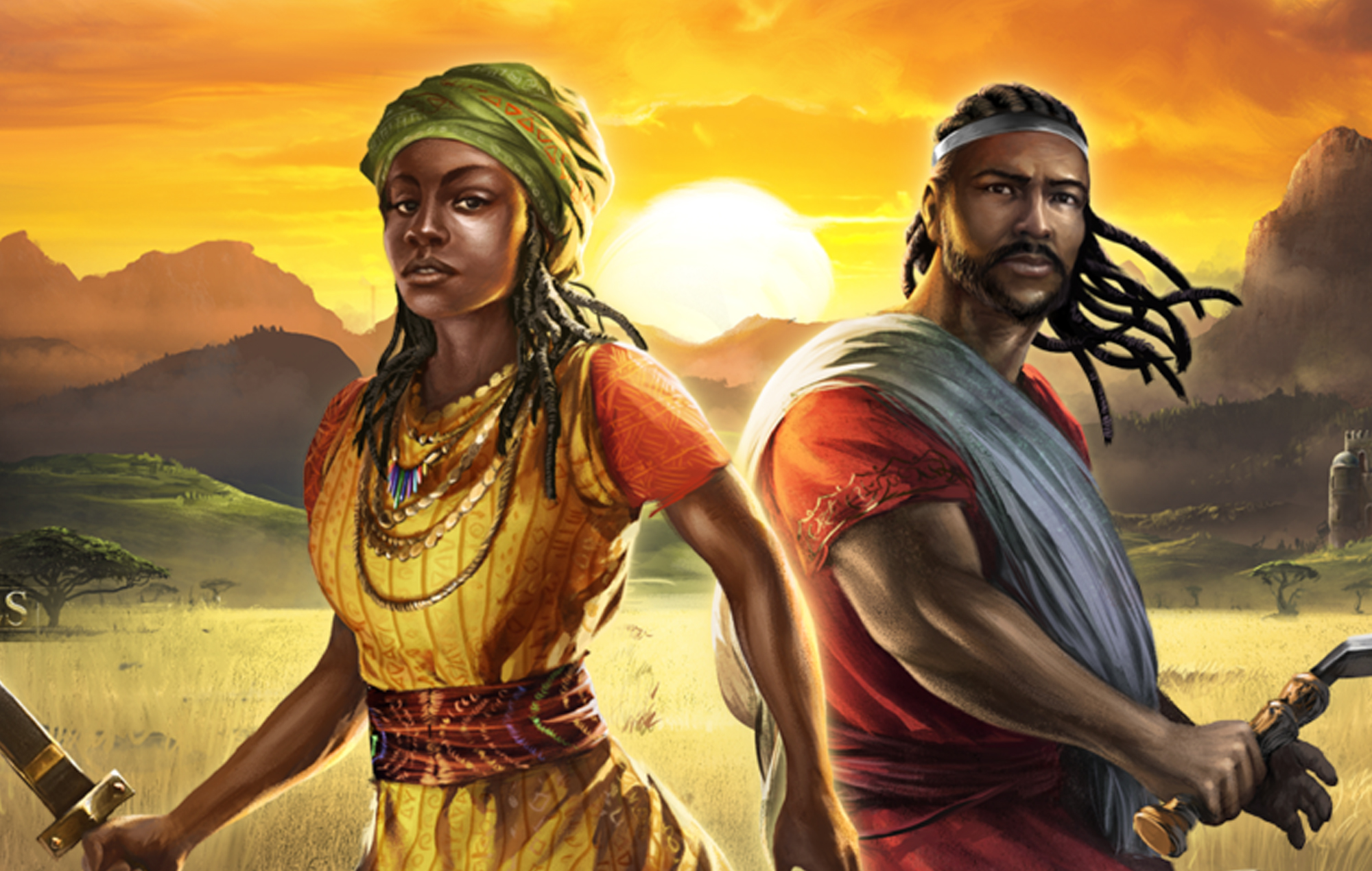Age of Empires III: The African Royals