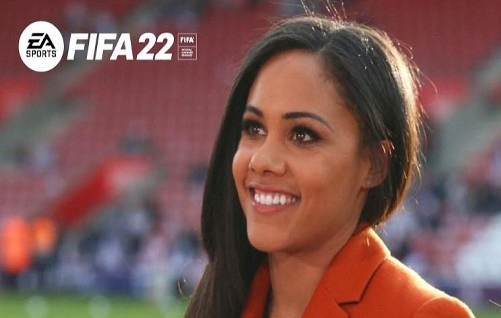 Alex Scott confirmed as FIFA's first English-speaking feminine commentator