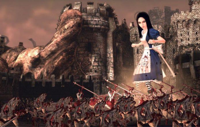 Alice: Madness Returns. Image Credit: EA
