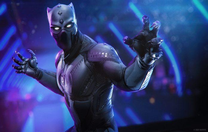 Black Pather Marvel's Avengers