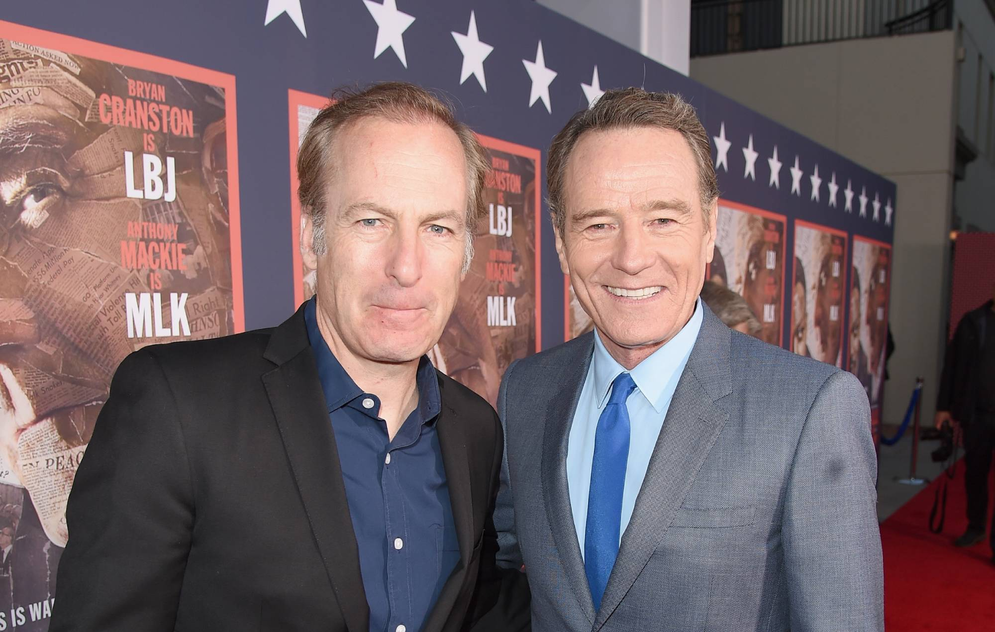 """Bryan Cranston asks fans for """"prayers"""" following Bob Odenkirk's collapse"""