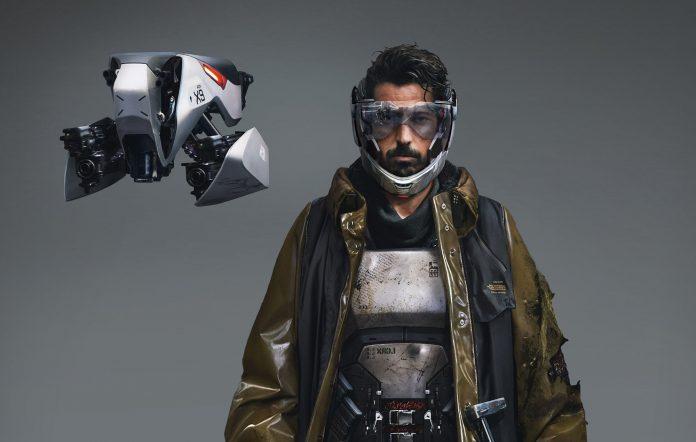 Vigilance 2099. Image credit: Envoidant Studios