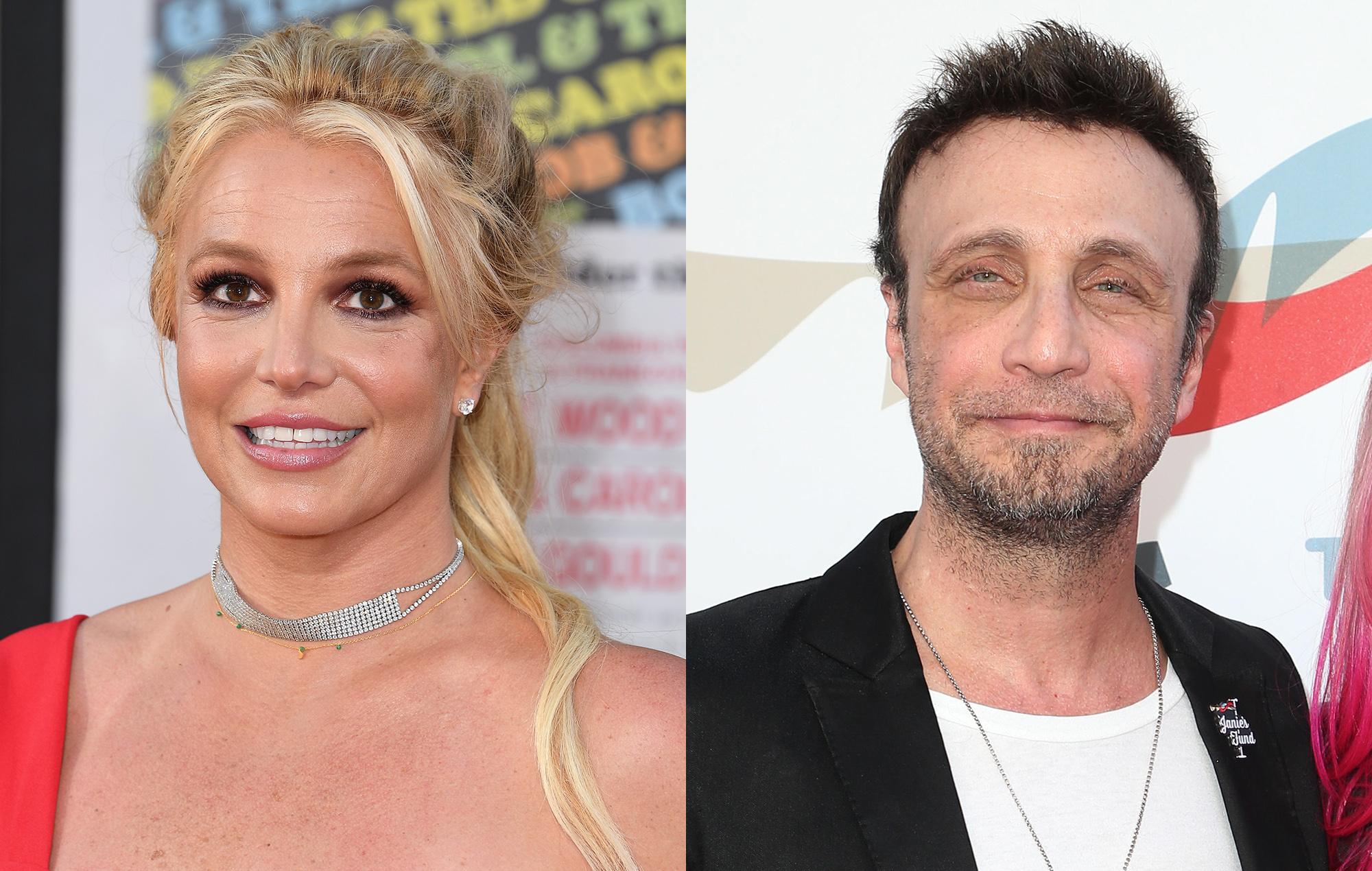 Britney Spears Larry Rudolph resignation