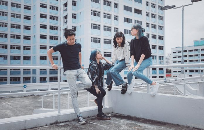 Singapore math rock Cues Kudaranai 1nichi Ungulates Hulica math rock Japan Indonesia