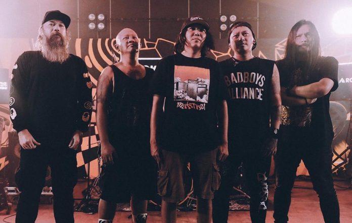 Deadsquad new single 'Paranoid Skizoid'