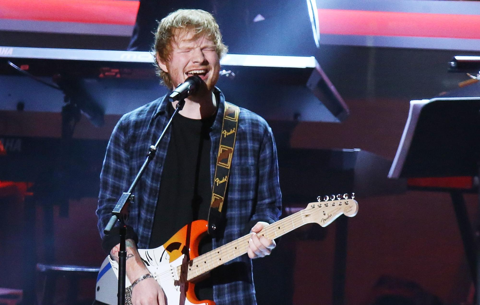 Ed Sheeran considered retirement from music following his daughter's birth