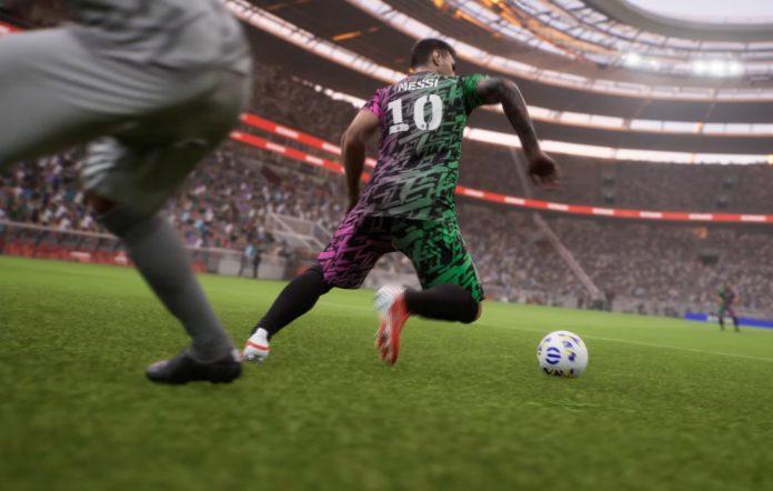 eFootball Trailer Screenshot