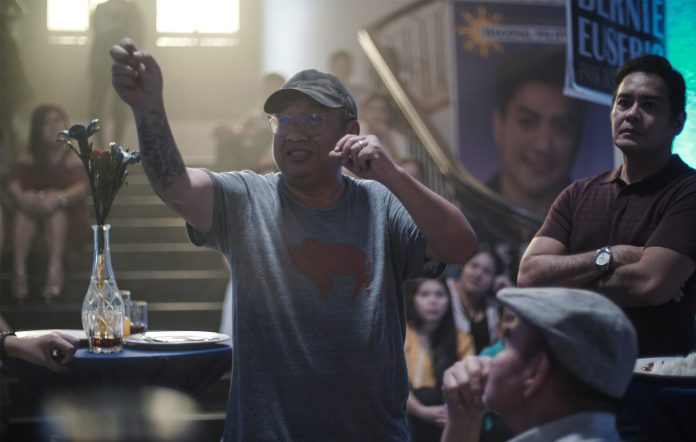 Erik Matti On The Job The Missing 8 in competition at Venice International Film Festival becoming HBO Asia series