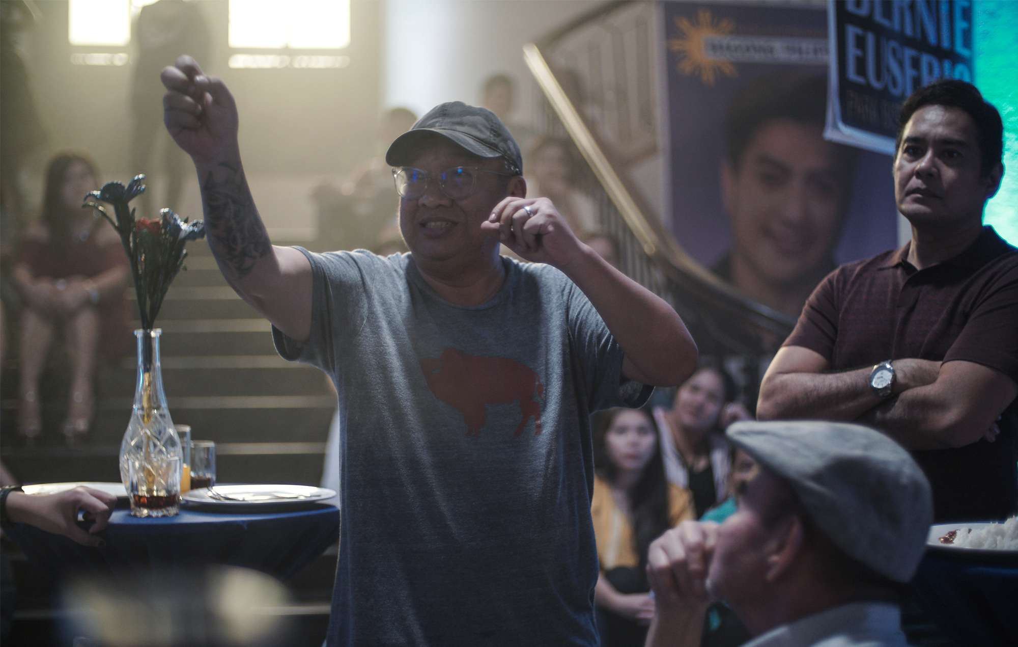 Erik Matti's new movie 'On The Job: The Missing 8' to compete in Venice International Film Festival