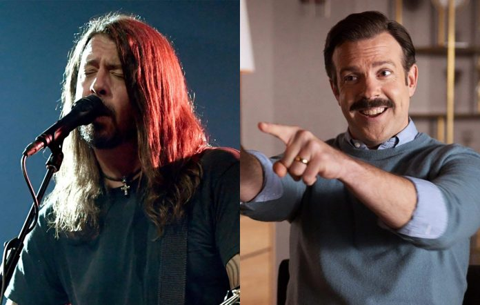 Ted Lasso Foo Fighters