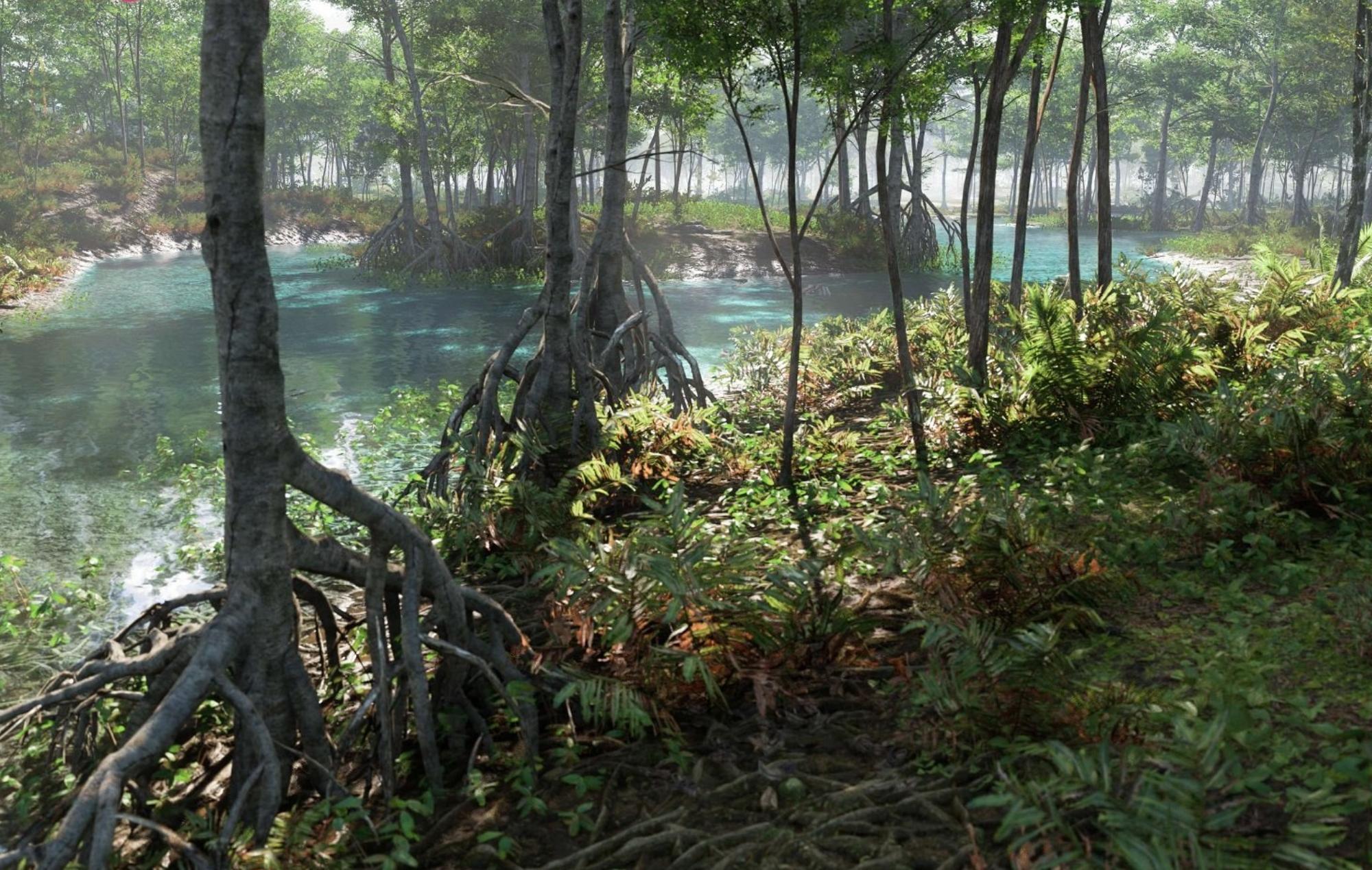 Forza Horizon 5 jungle screenshot