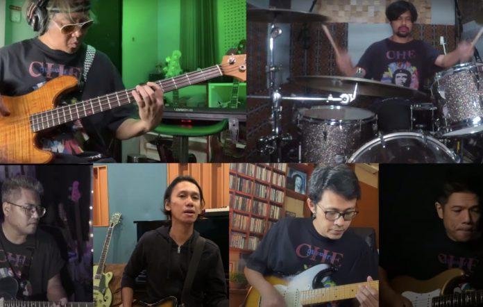 Gigi & Six Strings pay tribute to Aria Baron